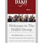 Dako Responsive Design