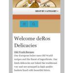 DeRos Responsive Design