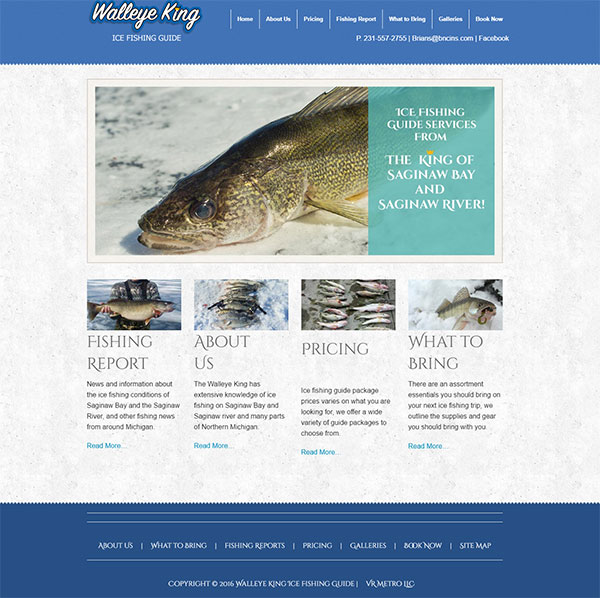 The Walleye King