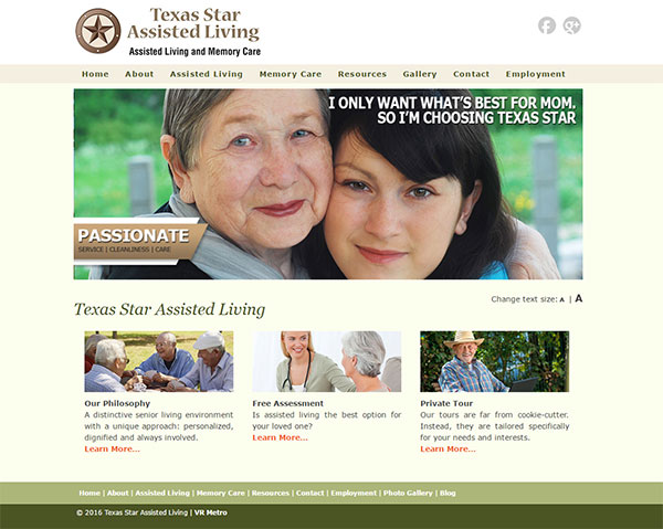 Texas Star Assisted Living