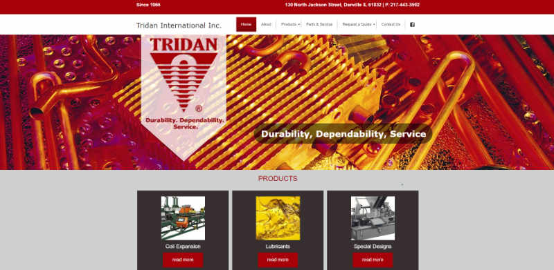 Our Client Tridan International Deeper Look